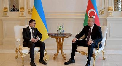 Զելենսկին Բաքվում հայտարարել է, որ աջակցում է Ադրբեջանի տարածքային ամբողջականության վերականգնմանը |tert.am|