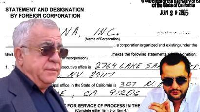 Ալեքսանդր Սարգսյանն ԱՄՆ-ում ընկերություններ է հիմնել եւ, խախտելով Սահմանադրությունը, զբաղվել ձեռնարկատիրությամբ |hetq.am|