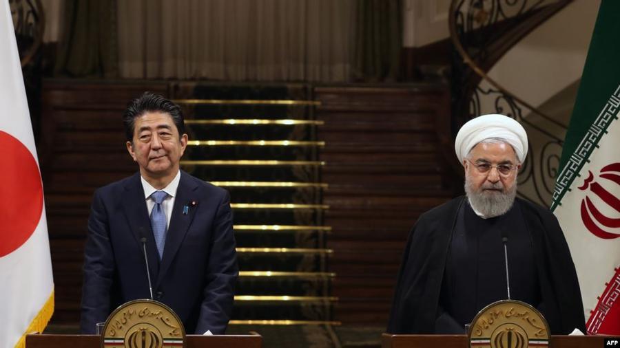 Անհրաժեշտ է կանխել ԱՄՆ-ի և Իրանի ռազմական առճակատումը. Ճապոնիայի վարչապետ |azatutyun.am|
