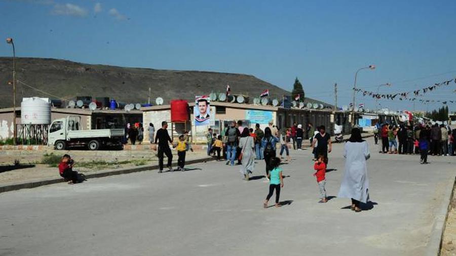 Մեկ օրվա ընթացքում Հորդանանից և Լիբանանից Սիրիա է վերադարձել ավելի քան 900 փախստական |armenpress.am|