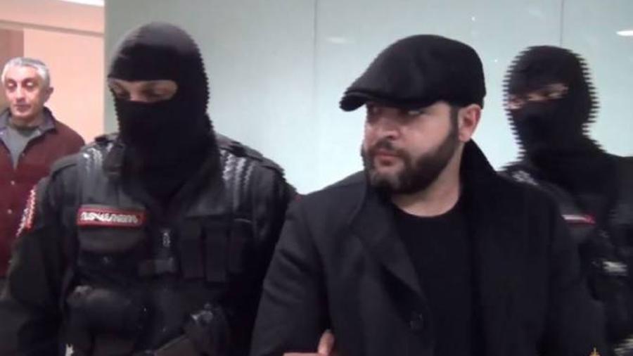 Նարեկ Սարգսյանը կալանավորվել է