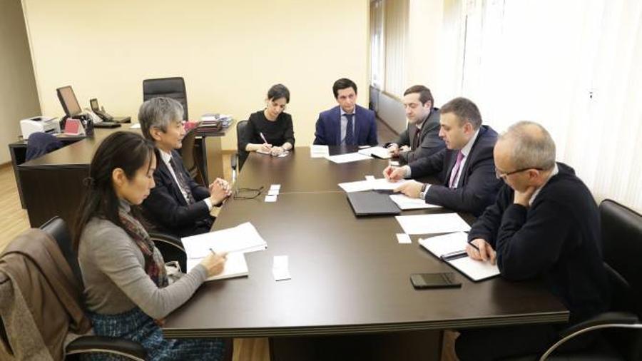 Նախատեսվում է Ճապոնիայի վարչապետի հատուկ խորհրդական Էիչի Հասեգավայի այցը Հայաստան