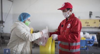 Պարետատունը նվիրատվությունների համար Երեւանում և մարզերում առանձնացրել է հատուկ պահեստներ (տեսանյութ)