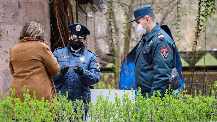 Հայաստանը բաժանվելու է 119 շրջանների, որտեղ գործելու են ոստիկանության և ԱԻՆ-ի 1-ական խմբեր  hetq.am 