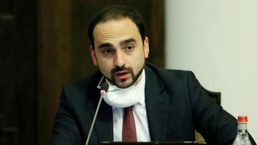 Նախատեսվում է հայկական արտադրության 100 հազար թեստ պատրաստել. Տիգրան Ավինյան