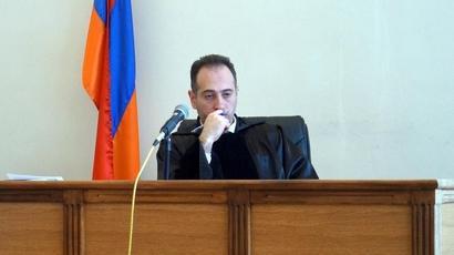 Դատավոր Արսեն Նիկողոսյանն ինքնաբացարկ է հայտնել դատավոր Դավիթ Գրիգորյանի գործով |hetq.am|