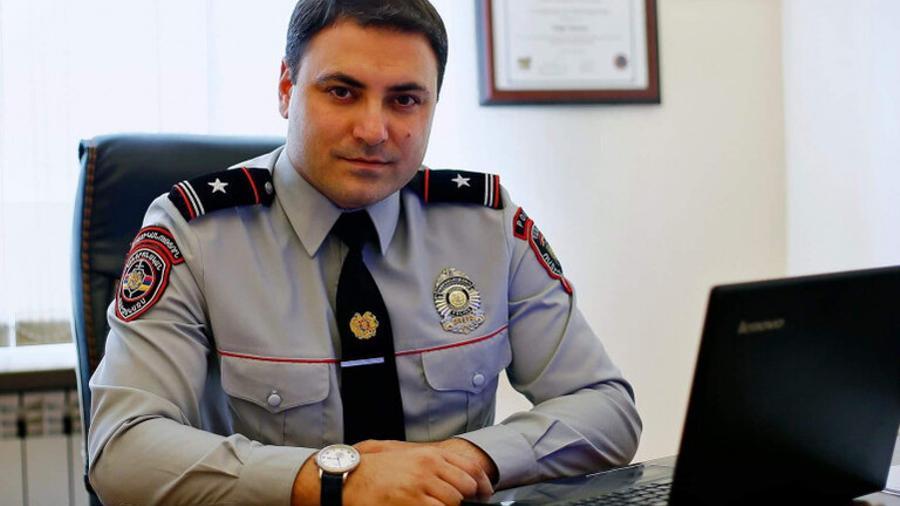 Ամուլսարի տարածքից տասը քաղաքացի բերման է ենթարկվել ոստիկանություն. Էդգար Ջանոյան