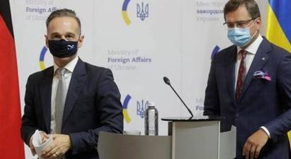 Ուկրաինայի եւ Գերմանիայի ԱԳ նախարարները քննարկել են ընտրությունների անցկացումը Դոնբասում  armenpress.am 