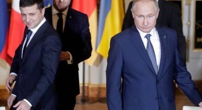 Զելենսկին հայտարարել է, որ Պուտինի հետ Դոնբասի հարցը քննարկելուց չի վախենում  tert.am 