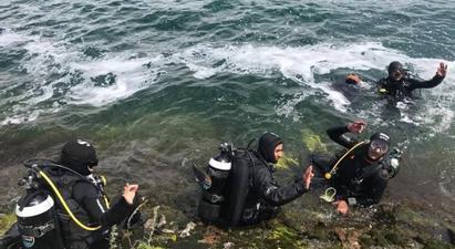 Սևանա լճում ստորջրյա հետազոտողները ափ են դուրս բերել մարդկային ոսկորներ և խորտակված նավակի բեկորներ  armenpress.am 