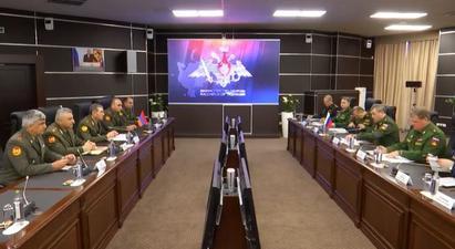 ՀՀ ԶՈՒ ԳՇ պետի գլխավորած պատվիրակությունը Մոսկվայում է