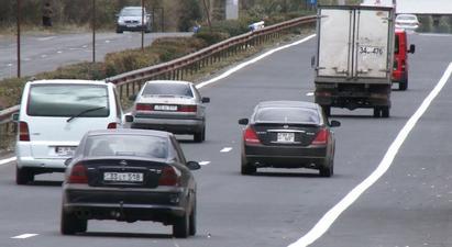 Ժամանակավոր կսահմանափակվի Երևան-Սևան ճանապարհի Արզնու խճուղուց մինչև 1 կմ հեռավորությամբ տարածքի երթևեկությունը