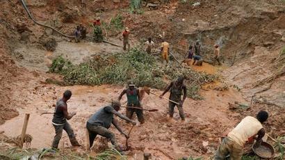 Կոնգոյում ոսկու հանքի փլուզման հետևանքով 50 մարդ է զոհվել |shantnews.am|