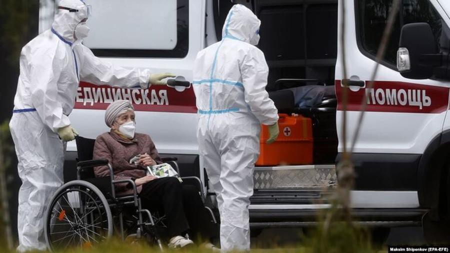Կորոնավիրուսի դեպքերի թիվն աշխարհում անցավ 29,2 միլիոնը, մահվան դեպքերինը՝ 928 հազարը, բուժվել է մոտ 19,9 միլիոն մարդ |azatutyun.am|