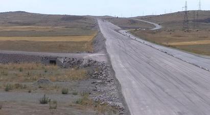 Նախագծային ու ավարտի ժամկետների փոփոխություններով վերսկսվել է Հյուսիս -Հարավ մայրուղու Թալին-Գյումրի հատվածի շինարարությունը  shantnews.am 