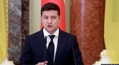 Զելենսկին ասել է, թե Ղրիմը առանց դիմադրության Ռուսաստանին հանձնողները պետք է պատասխանատվություն կրեն  azatutyun.am 