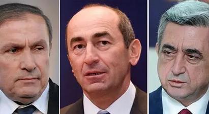 Հայաստանի և Արցախի նակին նախագահները հանդիպել են՝ Արցախի և Հայաստանի ներկա իրավիճակով պայմանավորված