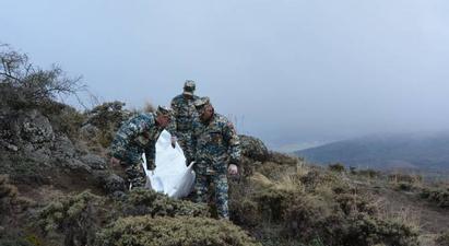 Շարունակվել են զոհված զինծառայողների մարմինների դուրսբերման և փոխանակման աշխատանքները․ ՊՆ խոսնակ