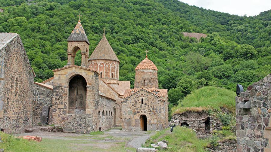 Պուտինը կարևորել է Լեռնային Ղարաբաղում հուշարձանների և սրբավայրերի պաշտպանության հարցը |armenpress.am|