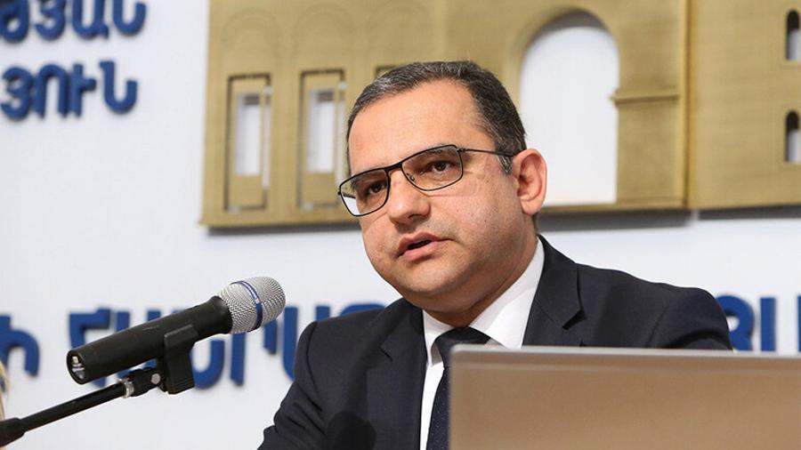 Տիգրան Խաչատրյանը ՀՀ էկոնոմիկայի նախարարի պաշտոնից ազատման դիմում է ներկայացրել