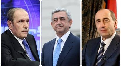 Աջակցության ուղերձներով հանդես էին գալու Լ․ Տեր-Պետրոսյանը, Ռ․ Քոչարյանը և Ս․ Սարգսյանը, որ Փաշինյանի որոշումը հրադադարի վերաբերյալ չդիտվեր որպես նրա անձնական նախաձեռնություն  ilur.am 