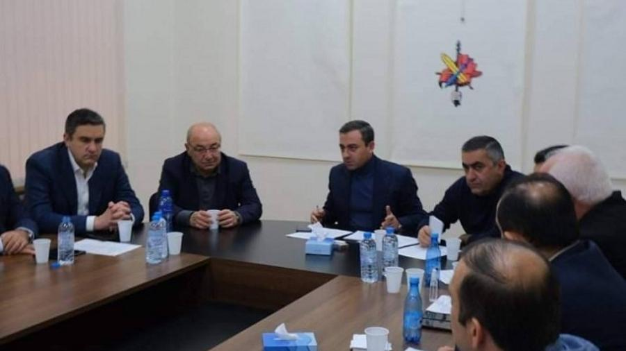 Մեր նպատակն է սահմանադրական ճանապարհով օր առաջ ազատվել Հայաստանի աղետաբեր վարչակազմից՝ ստեղծելով անցումային կառավարություն. Հայրենիքի փրկության շարժում