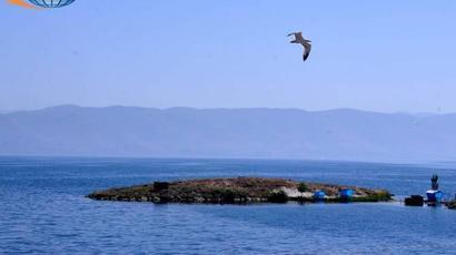 Սեւանա լճի մակարդակը նախորդ տարվա դեկտեմբերի համեմատ բաձր է մնում 7 սանտիմետրով |armenpress.am|