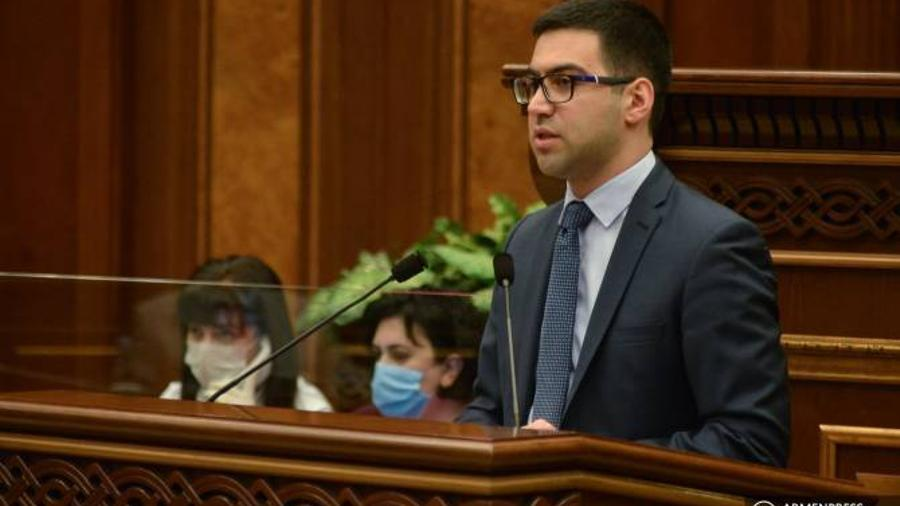 ԱԺ-ն քննարկում է անհայտ բացակայող կամ մահացած ճանաչելու ժամկետները կրճատող նախագիծը |armenpress.am|