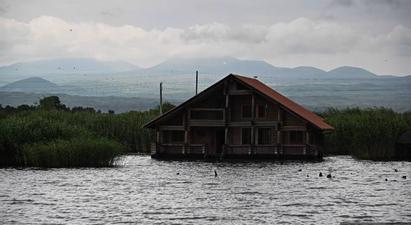 Սեւանա լճի մակարդակը նախորդ տարվա հունվարի 14-ի համեմատ բարձր է մնում 10 սանտիմետրով  armenpress.am 