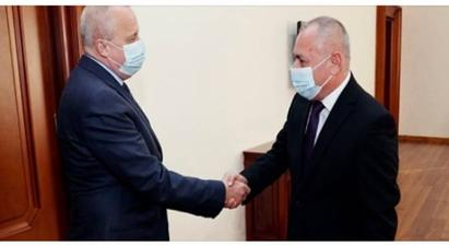 Անդրանիկ Փիլոյանը ՀՀ-ում ՌԴ դեսպանի հետ քննարկել է գերիների վերադարձի հարցը