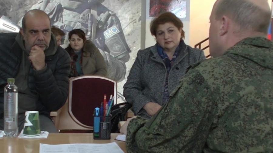 Անհետ կորածների խնդրով Արցախում ռուս խաղաղապահներին է դիմել շուրջ 2.4 հազար մարդ  |a1plus.am|
