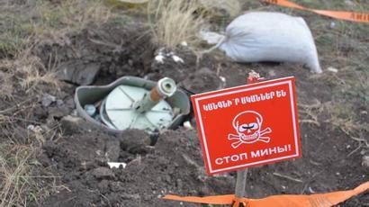 Մարտունիում, Խնածախում և Այգեստանում կիրականացվեն վտանգ ներկայացնող զինատեսակների պայթեցման աշխատանքներ