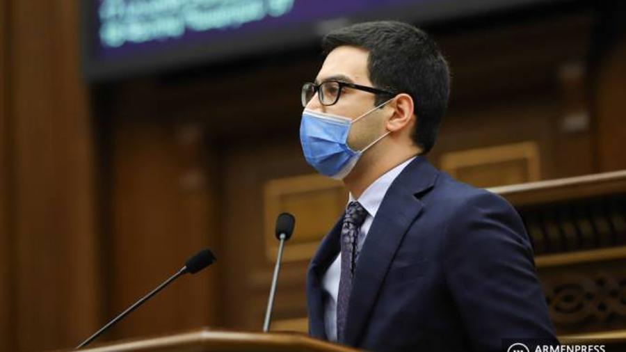 Արդարադատության նախարարը տեղեկացրեց, թե երբ կվերացվի հայտարարված ռազմական դրությունը  armenpress.am 