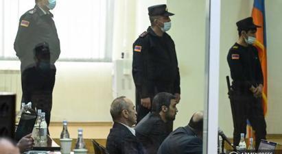 Քոչարյանի և մյուսների գործով դատական նիստը հետաձգվեց պաշտպանի ներկա չլինելու պատճառով |armenpress.am|