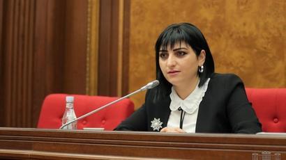 Թագուհի Թովմասյանը և ևս երկու պատգամավոր կձևավորեն «Արցախ» նախաձեռնությունը  tert.am 