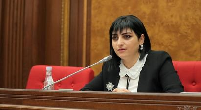 Թագուհի Թովմասյանը և ևս երկու պատգամավոր կձևավորեն «Արցախ» նախաձեռնությունը |tert.am|