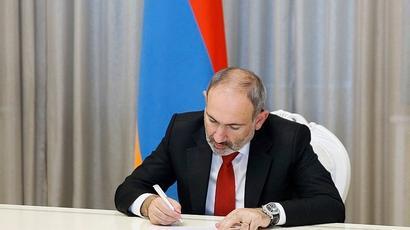 Վարչապետի որոշմամբ Անի Բաղդասարյանը նշանակվել է ՊՎԾ գլխավոր քարտուղար