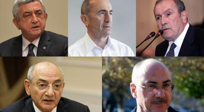 Հանդիպել են Հայաստանի և Արցախի նախկին նախագահները, քննարկվել են ետպատերազմյան շրջանում Արցախում ստեղծված իրավիճակին և հնարավոր զարգացումներին վերաբերող հարցեր
