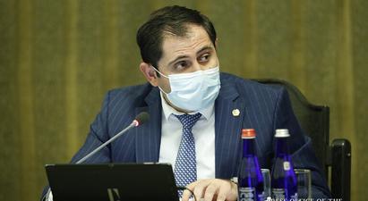 «Իմ քայլի» նախընտրական շտաբը ղեկավարելու է ՏԿԵ նախարար Սուրեն Պապիկյանը․ Արսեն Թորոսյան  |armeniasputnik.am|
