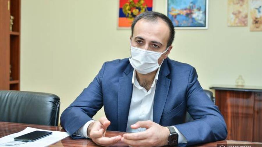 Կգործադրենք բոլոր ջանքերը, որ Հայաստանում հնարավորինս մեծ թվով մարդիկ պատվաստվեն. Թորոսյան