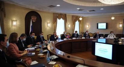 Մոսկվա կատարած պաշտոնական այցի շրջանակում ԲԴԽ նախագահի գլխավորած պատվիրակությունը հյուրընկալվել է ՌԴ գերագույն դատարանին կից գործող Դատական դեպարտամենտում