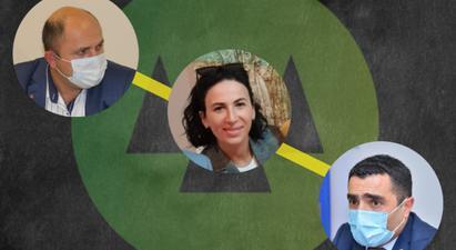 ՇՄ նախարար Ռոմանոս Պետրոսյանի կնոջ քեռորդին «Հայանտառ» ՊՈԱԿ-ի տնօրենի պաշտոնակատարն է