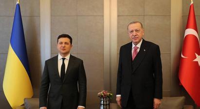 Էրդողանը Զելենսկիի հետ հանդիպմանը վերահաստատել է Թուրքիայի դիրքորոշումը «Ղրիմի բռնակցումը» չճանաչելու հարցում |tert.am|