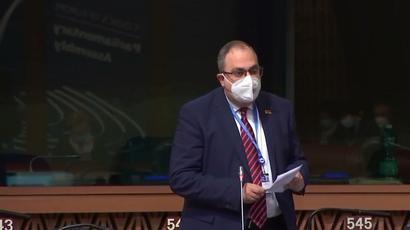 Ադրբեջանում պահվող հայ ռազմագերիների կյանքին վտանգ է սպառնում. Վլադիմիր Վարդանյանի ելույթը ԵԽԽՎ-ում  |1lurer.am|