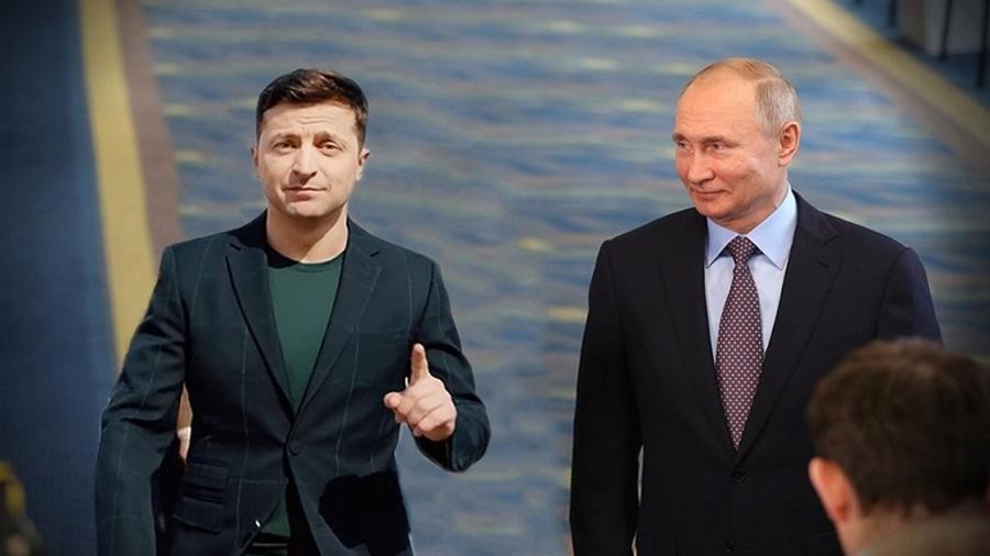 Պուտինի հետ Դոնբասում հանդիպելու Զելենսկու առաջարկը Մոսկվան համարել է խորամանկ հնարք  1lurer.am 