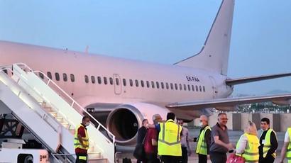 Իրանում հայտնված հայկական օդանավն արդեն Հայաստանում է |1lurer.am|