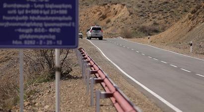 Զառիթափ-Նոր Ազնաբերդ-Նախիջևանի սահման ճանապարհը հիմնանորոգվել է 2020-ի պետբյուջեի միջոցներով․ 2014-ին հիմնանորոգվել է Զառիթափի գյուղամիջյան ճանապարհը