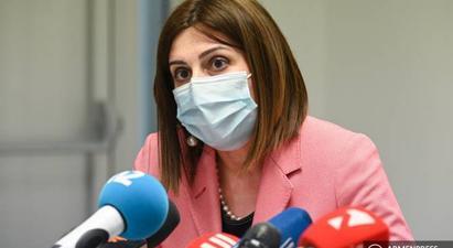 Հայաստանում Covid-19-ի դեմ 2000-ից ավելի մարդիկ են պատվաստվել, ինչը դեռ ցածր ցուցանիշ է․ նախարար    armenpress.am 