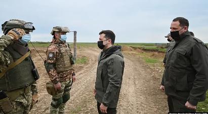 Ուկրաինական բանակը պետք է ցանկացած պահի պատրաստ լինի հետ մղել  հարձակումը․ Վլադիմիր Զելենսկի  azatutyun.am 