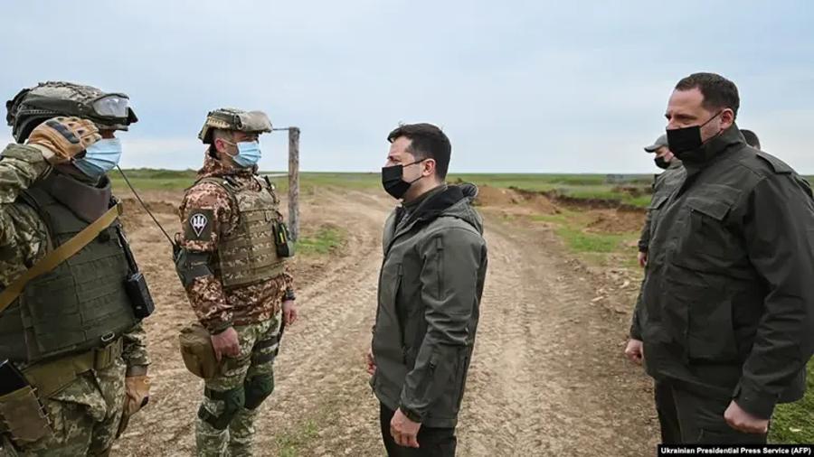 Ուկրաինական բանակը պետք է ցանկացած պահի պատրաստ լինի հետ մղել  հարձակումը․ Վլադիմիր Զելենսկի |azatutyun.am|